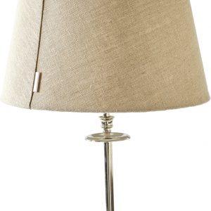 Fabulous Lampshade Round flax 40×50
