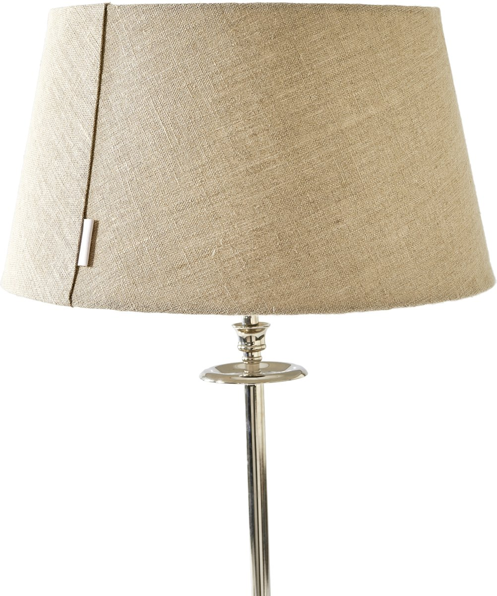 Fabulous Lampshade Round flax 40×50
