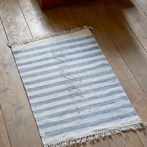 Les Petits…Kids Carpet blue 90×60