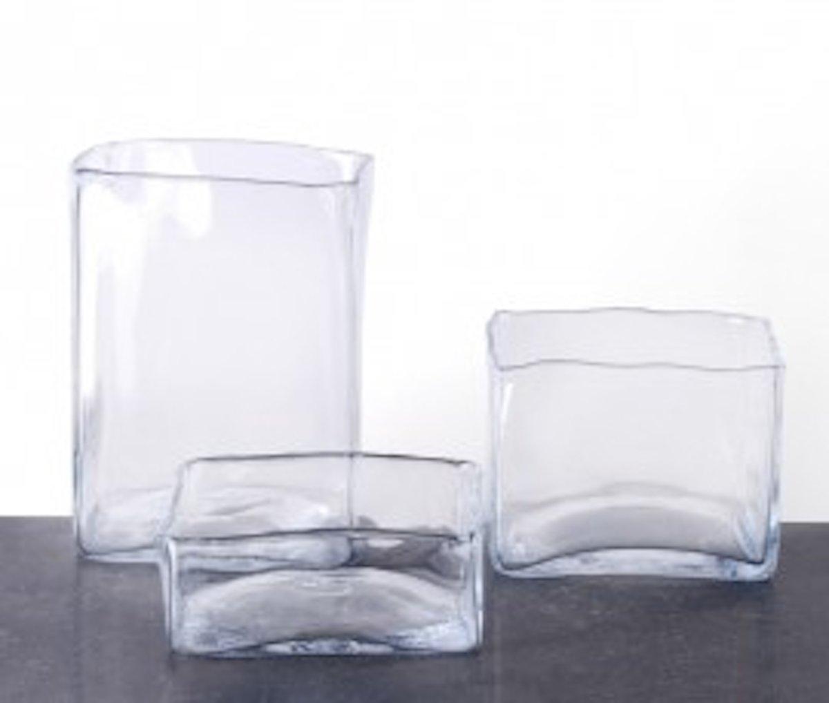 Maison Péderrey – Accubak – Schaal – Glas – Glaswerk – Mondgeblazen glas
