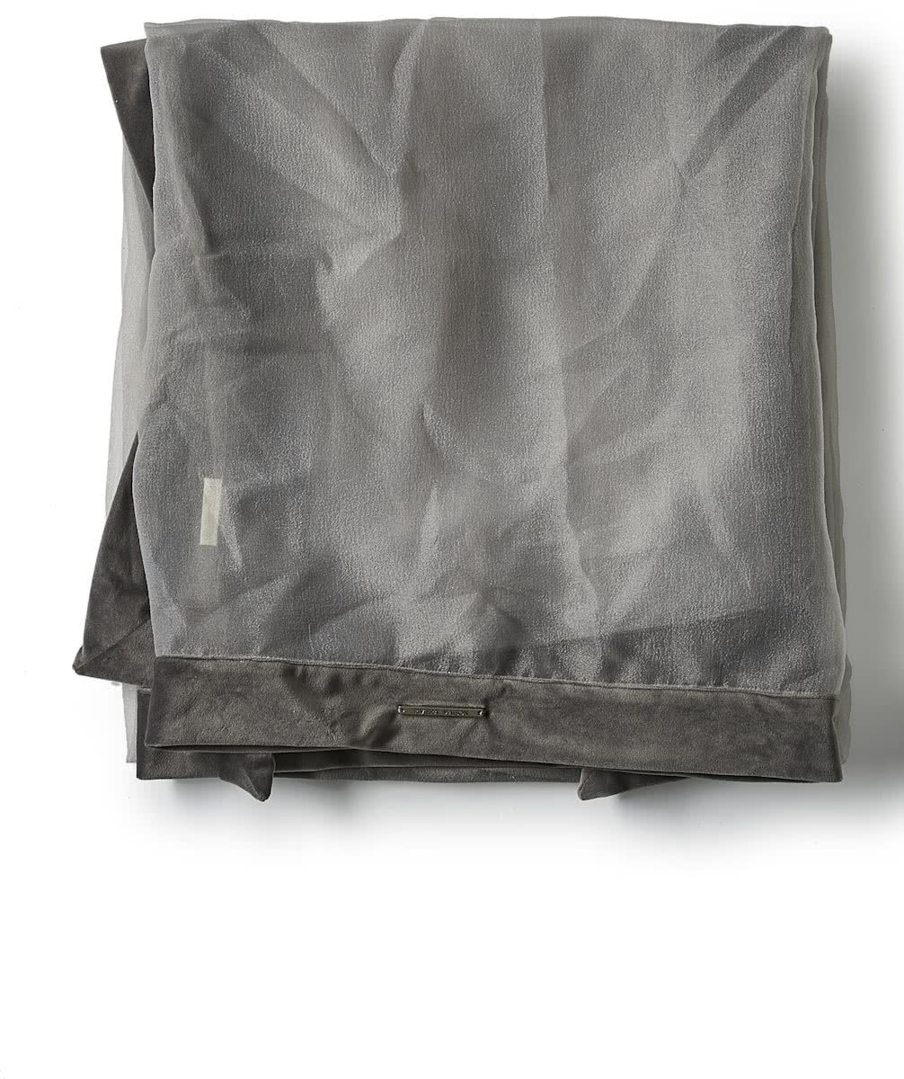 Rivi ra Maison – Allure Organza Throw – 180×130 – Plaid – Groen – Polyester