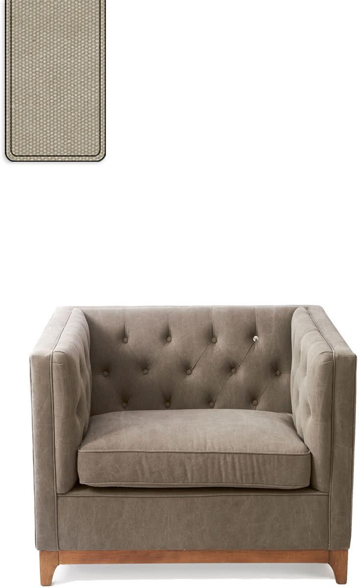 Rivi ra Maison Central Park Love Seat – 1,5-zitsbank – Sandkleur/Hout