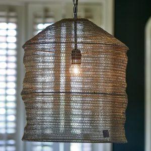 Riviera Maison – Aix En Provence Cilinder Lamp M – Hanglamp