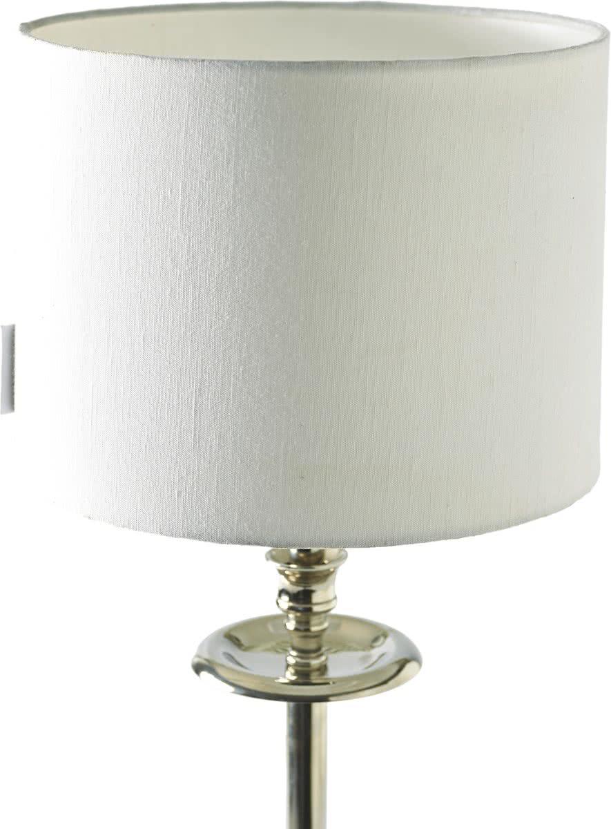 Riviera Maison – Basic Lampshade white linen – Lampenkap – Wite – Linnen