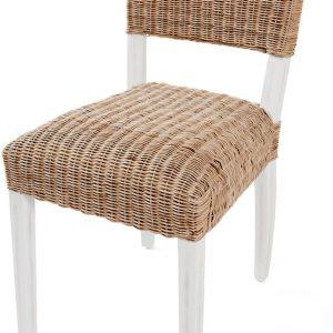 Riviera Maison Beecham Dining Chair – Eetkamerstoel – Rattan