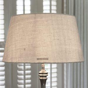 Riviera Maison Brianna Lampshade – Lampenkap – 35×45 – beige – Katoen