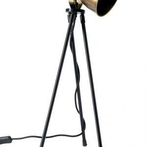 Riviera Maison – Bricklane Table Lamp antique – Tafellamp – Aluminium