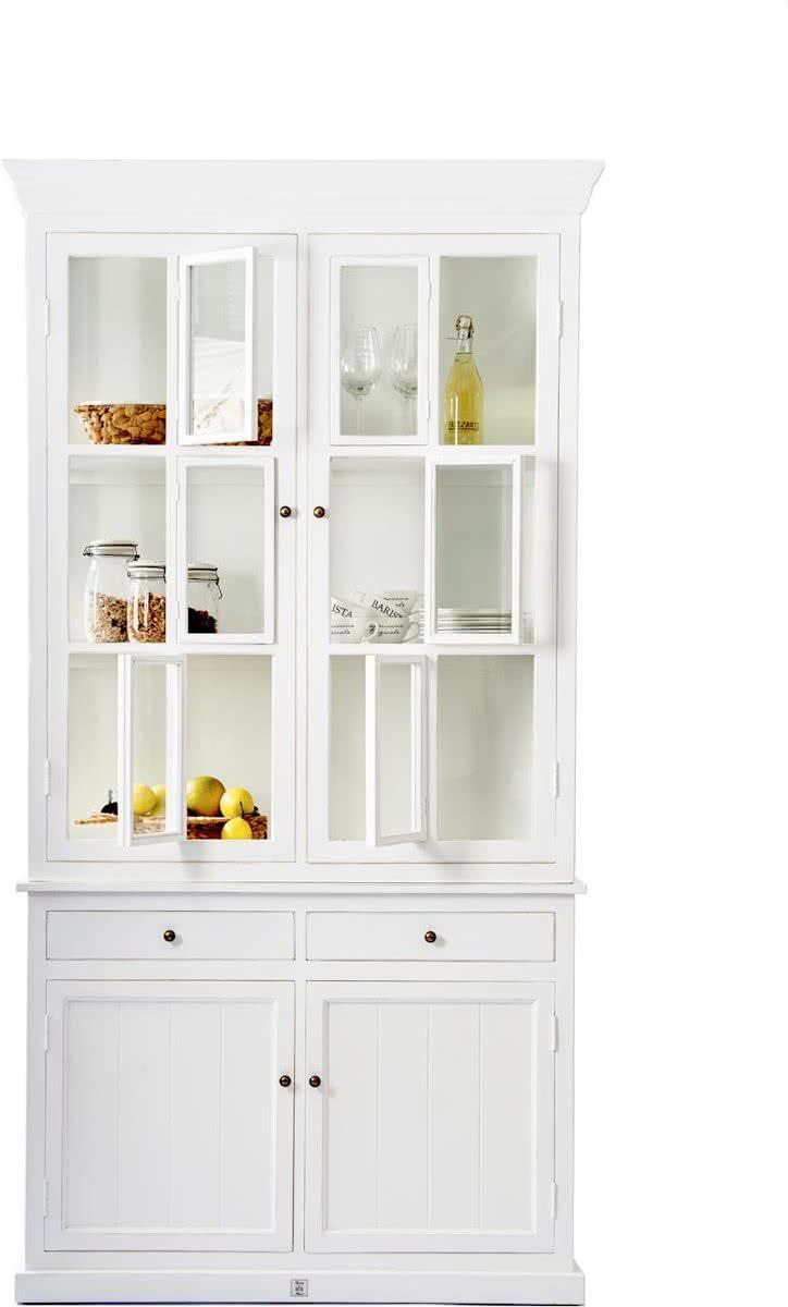 Riviera Maison Bridgehill Cabinet – Buffetkast – Wit