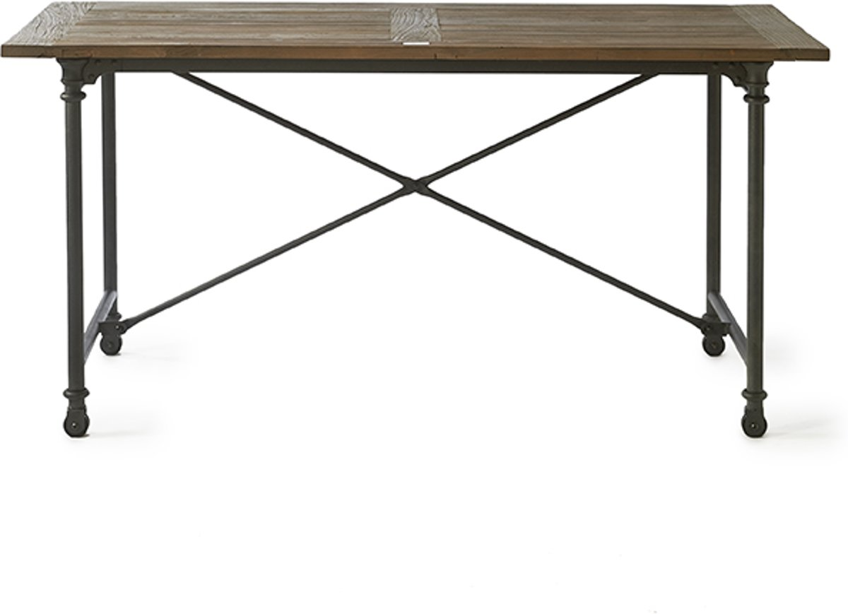 Riviera Maison Brooklyn Dining Table – 160×80