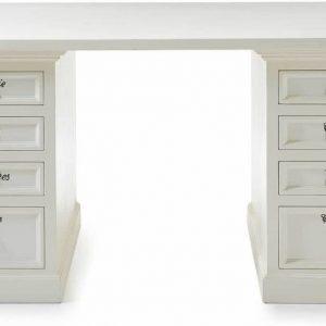 Riviera Maison Bureau The Desk – Bureau – 150 x 70 cm – Wit