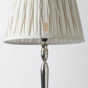 Riviera Maison Cambridge Lamp shade – Lampenkap – Bruin – 35 x 45 cm – Linnen