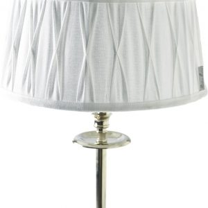 Riviera Maison Cambridge Lamp shade – Lampenkap – Wit – 30 x 35 cm – Linnen