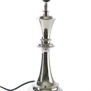 Riviera Maison – Clarister Lamp Base silver –  Tafellamp – Zilver