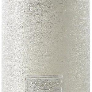 Riviera Maison – Classic LED Candle silver 7,5×15 – Led-lamp