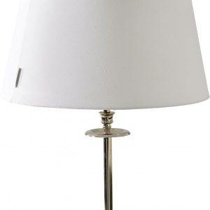 Riviera Maison Classic Lamp shade – Lampenkap – Wit – 35 x 45 cm – Linnen