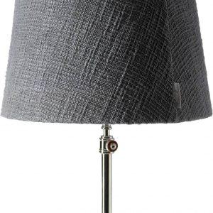 Riviera Maison – Classic Lampshade dark grey 35×20 – Lampenkap – Grijs – Katoen