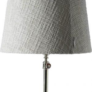 Riviera Maison – Classic Lampshade grey 35×20 – Lampenkap – Grijs – Katoen