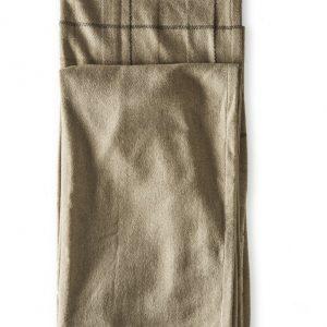 Riviera Maison – Classic Pleat Curtain beige 140×270 – Gordijn – Beige – Wol