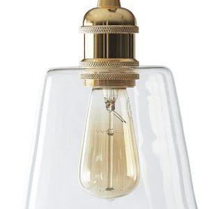Riviera  Maison Cours Julien Hanging Lamp – Hanglamp – glas