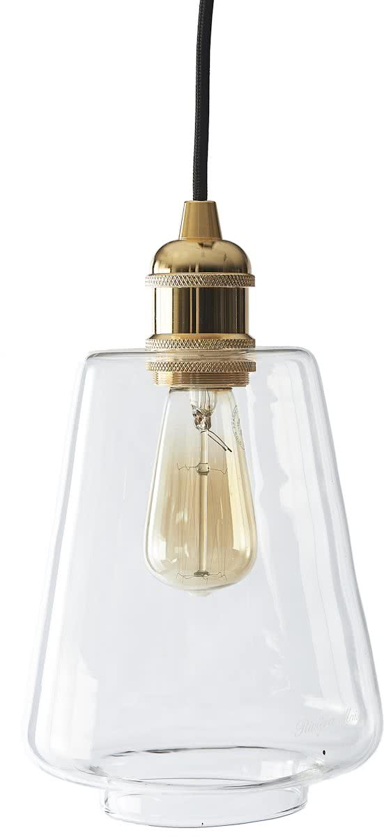 Riviera  Maison Cours Julien Hanging Lamp – Hanglamp – glas