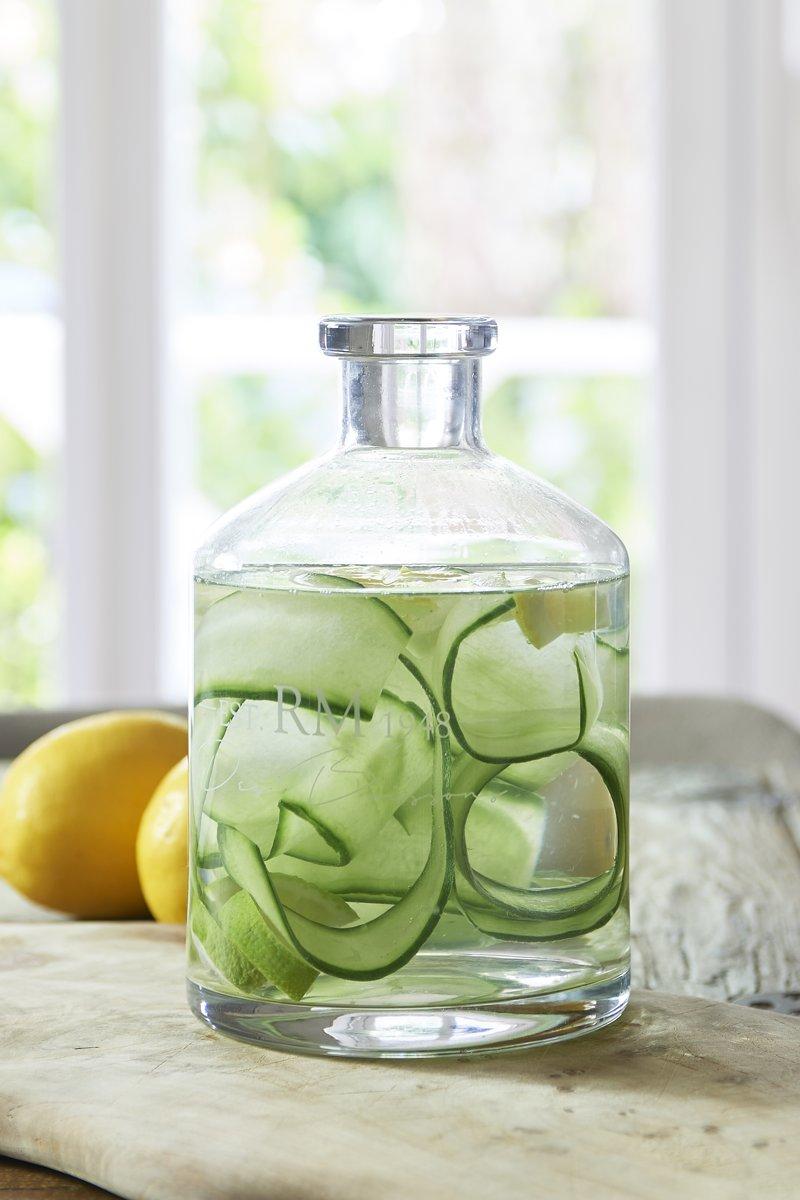 Riviera Maison Des Boissons Bottle – Waterfles – Glas