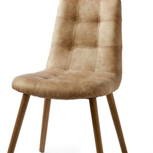 Riviera Maison Duke Dining Chair – pellini Camel – Eetkamerstoel