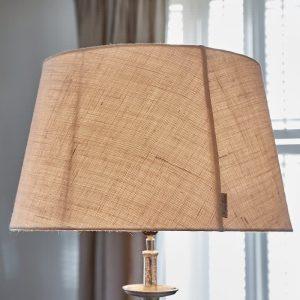 Riviera Maison Fabulous Lampshade Round – Lampenkap – wit