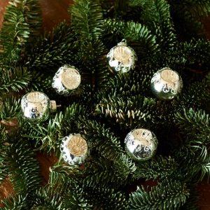 Riviera Maison French Flea Market – Kerstdecoratie – Ø 4 cm