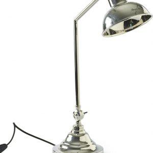 Riviera Maison Gloucester – Bureaulamp – Aluminium/Glas