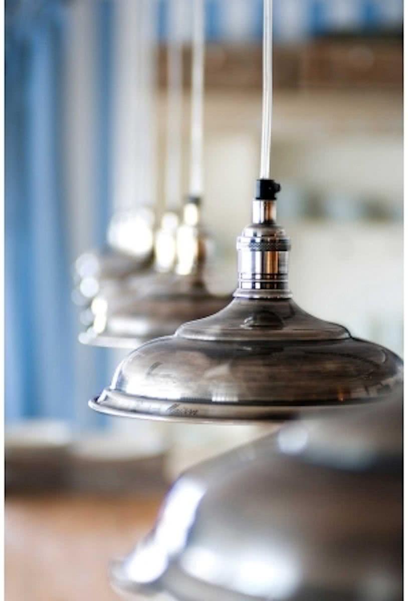 Riviera Maison Hanging Lamp Campagne – Hanglamp – Messing – 25 cm