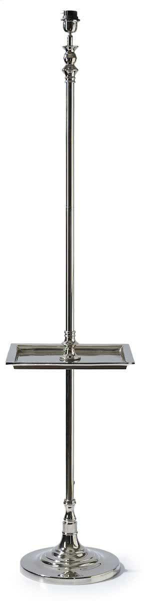 Riviera Maison – Hotel Lobby Floor Lamp – tafellamp – Aluminium