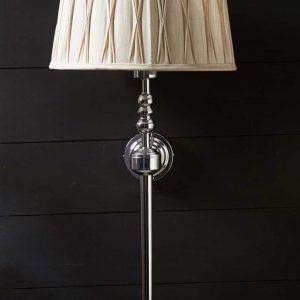 Riviera Maison Hotel – Wandlamp – Zilverkleurig