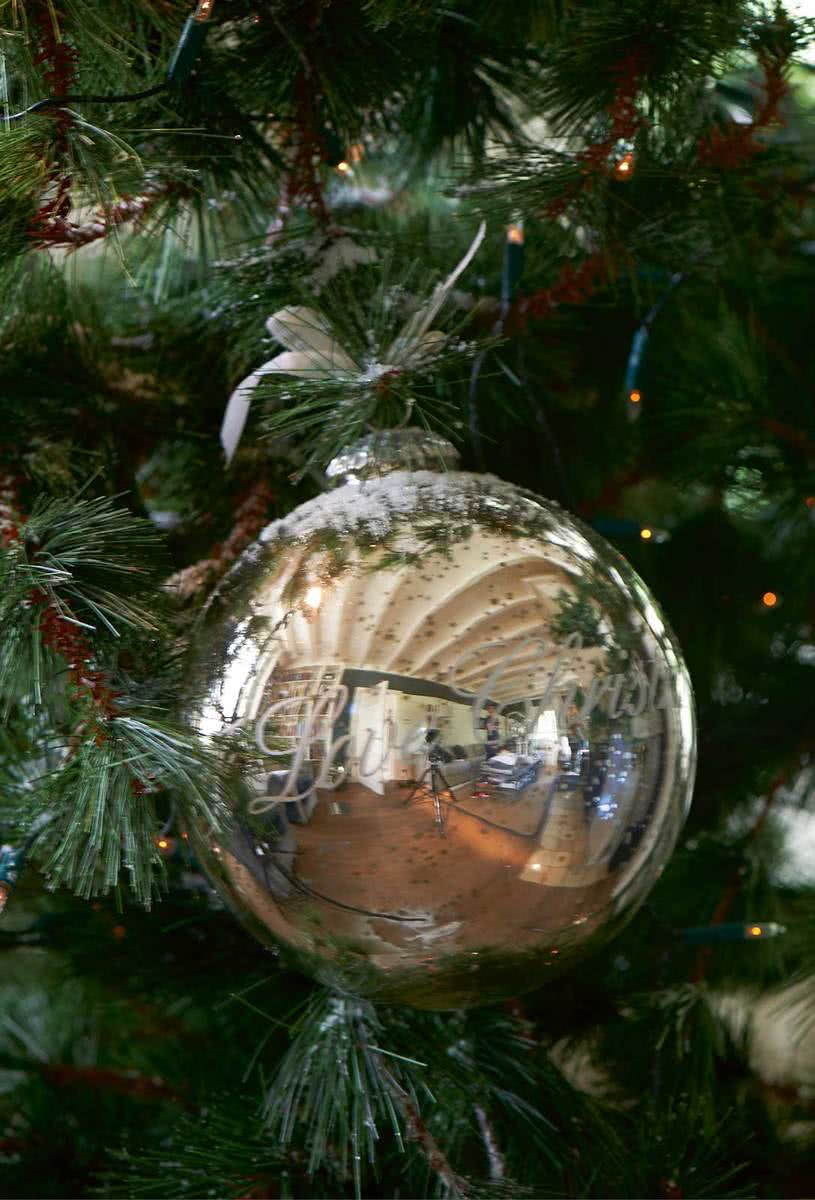 Riviera Maison I Love Christmas – Kerstdecoratie – Ornament – Ø 20 cm