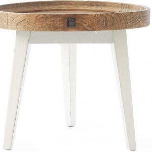 Riviera Maison Lindholm End Table – 60 cm – Salontafel – rond
