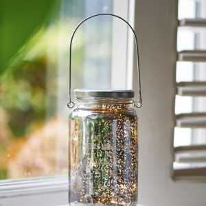 Riviera Maison Little Light Of Mine Light Jar – Led-lamp – batterijen