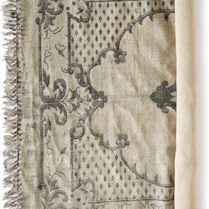 Riviera Maison Melila Carpet – 180×120 – Grijs – Vloerkleed