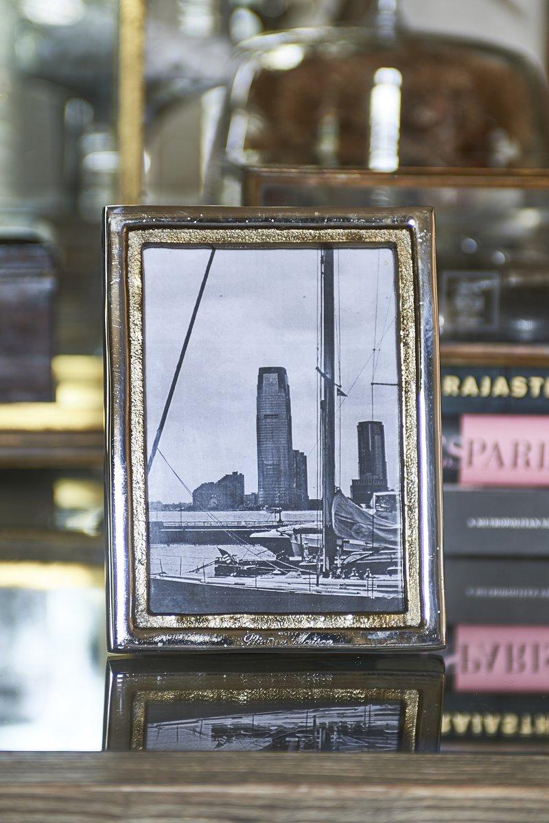 Riviera Maison Middleton Street Photo Frame – Fotolijst – 13×18 – Aluminium