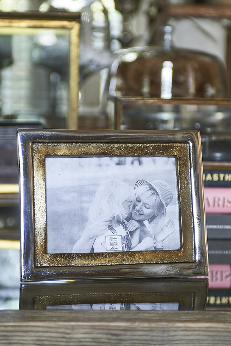 Riviera Maison Middleton Street Photo Frame – Fotolijst – 18×13 – Aluminium
