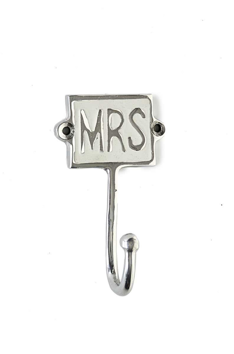 Riviera Maison – Mrs. Hook Enamel – Ophanghaken – Aluminium