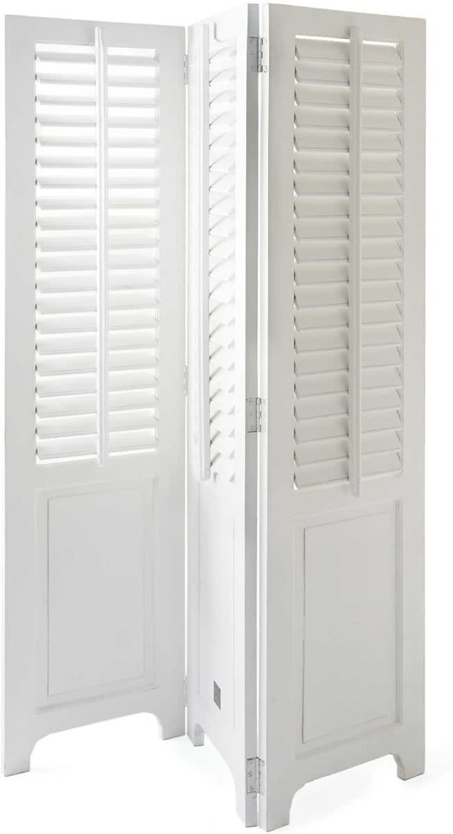 Riviera Maison New Orleans – Room Divider – Wit