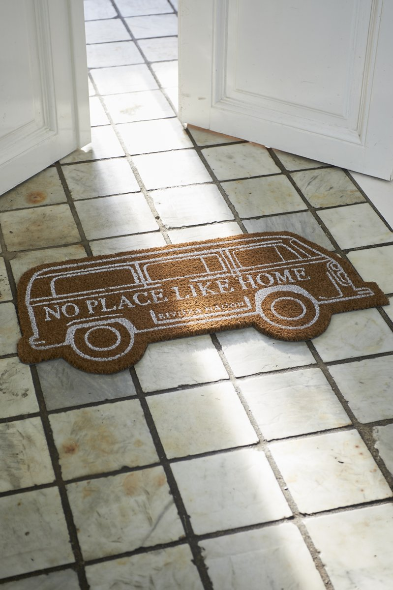 Riviera Maison No Place Like Home Doormat – Deurmat – Kokos