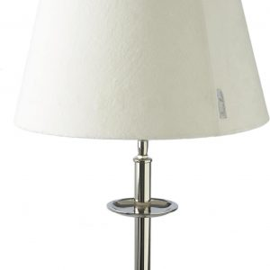 Riviera Maison RM Velvet Lampshade – Lampenkap – 28 x 38 cm – Wit