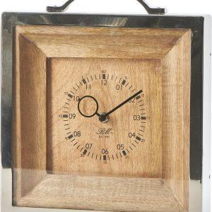 Riviera Maison – Residenza Wall Clock – klok – staal