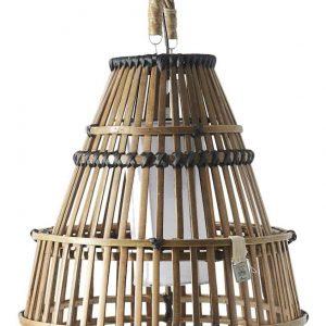 Riviera Maison – San Lucas Hanging Lamp – M –  Bamboe