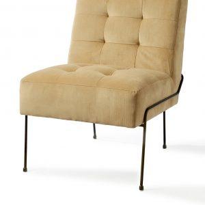 Riviera Maison Soho Lobby Chair – Khaki – Loungechair