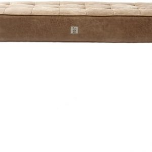 Riviera Maison The Club Bench – 160×40 cm – pellini Camel – Bank