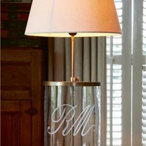 Riviera Maison The Collector Lamp Base L – Tafellamp – Transparant