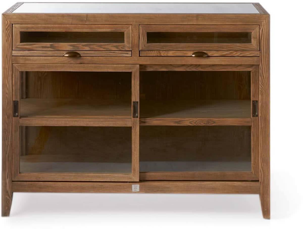 Riviera Maison Wainscott Dresser – Dressoir – 130 cm – Hout