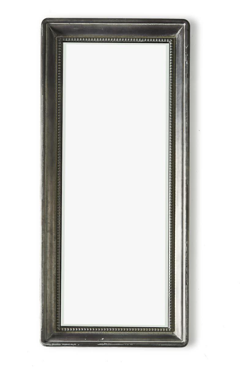 Riviera Maison – Walton Square Mirror – Spiegel – Grijs – Metaal